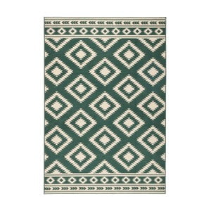 Zelený koberec Hanse Home Gloria Ethno, 160x230cm
