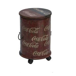 Nádoba s víkem Coca-Cola