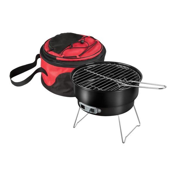 Faszenes grillsütő táskával - Fieldmann
