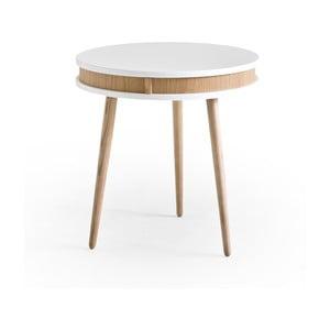 Konferenční stolek Hugo 50 cm, dub