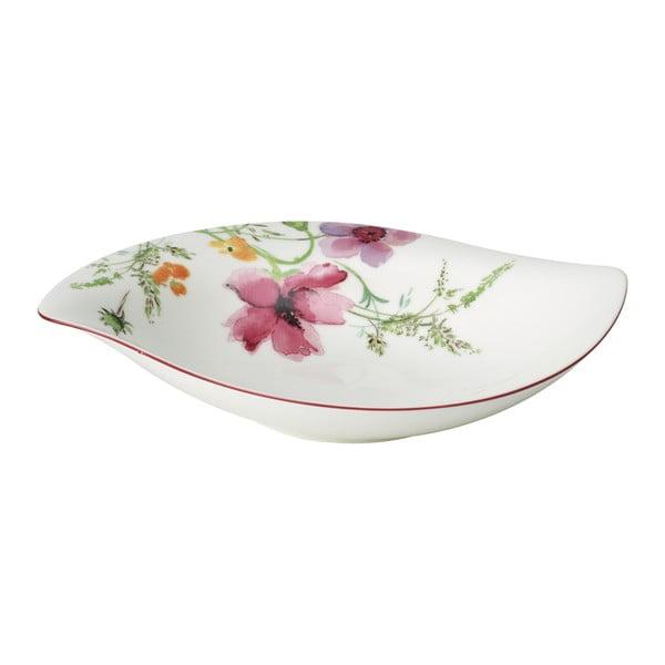 Porcelánová miska s motivem květin Villeroy & Boch Mariefleur Serve, 29 cm