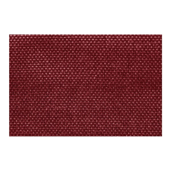Červená sedačka Interieur De Famille Paris Destin, pravý roh