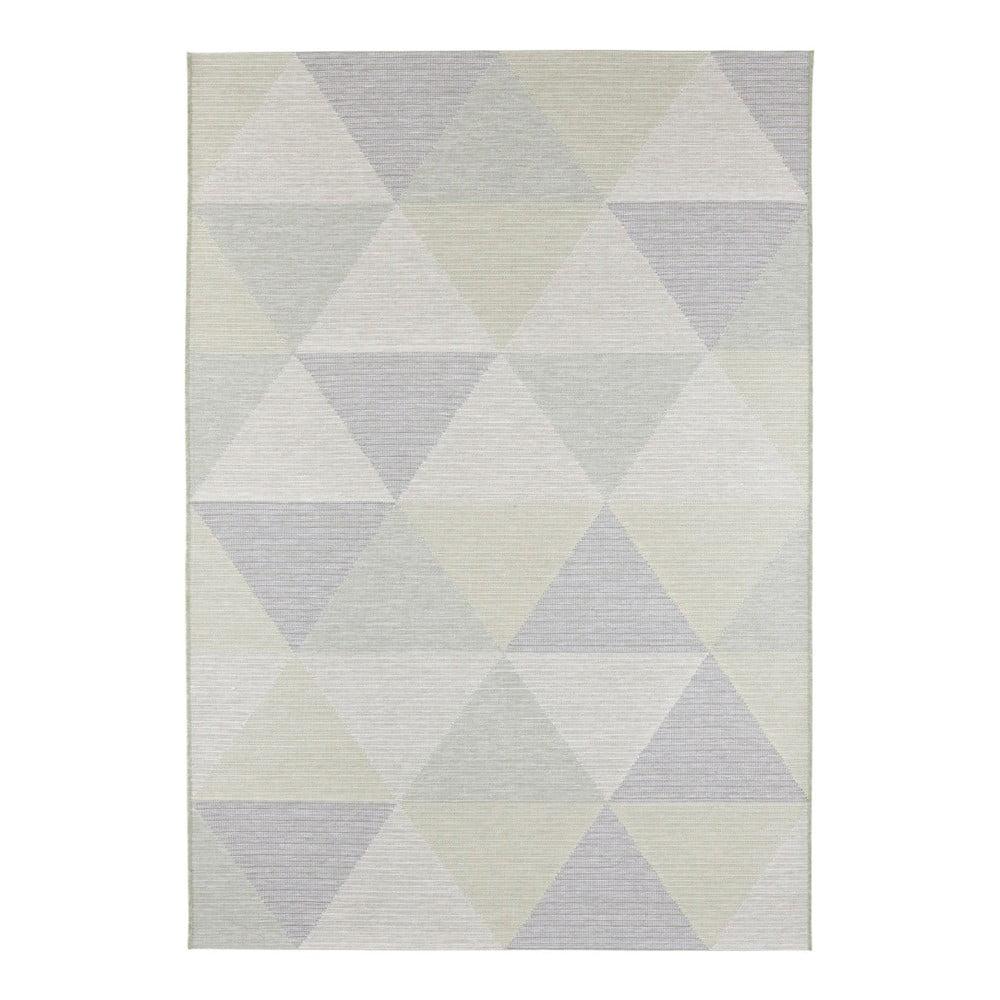 Zelený koberec vhodný i na ven Elle Decor Secret Sevres, 140 x 200 cm