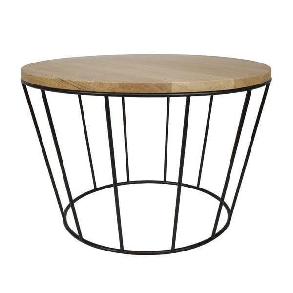Odkládací stolek Basket Black