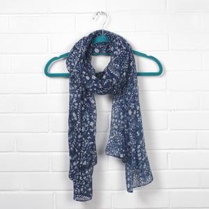 Šátek Ditsy Paisley Blue