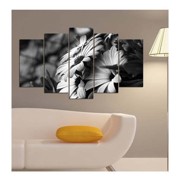 Vuntalo többrészes kép, 102x60cm - 3D Art