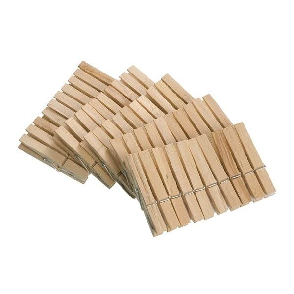Pegs fa ruhacsipesz, 50 db - Wenko