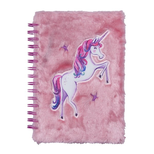 Notes Tri-Coastal Design Wolrd Of Unicorns, 80 stron