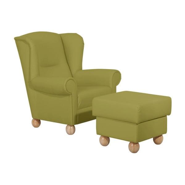 Zelená podnožka Max Winzer Monarch Green