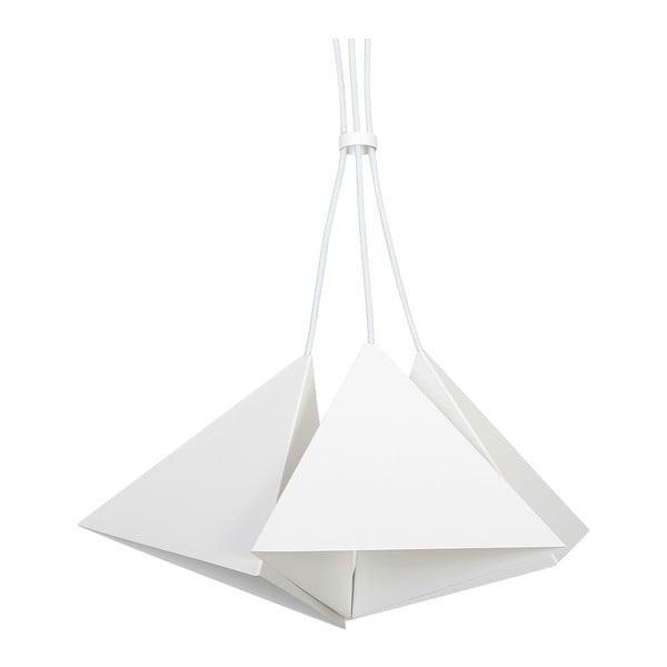 Bílé závěsné svítidlo Evergreen Lights Suspension Set