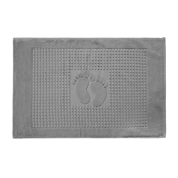 Koupelnová předložka Basic Grey, 50x70 cm