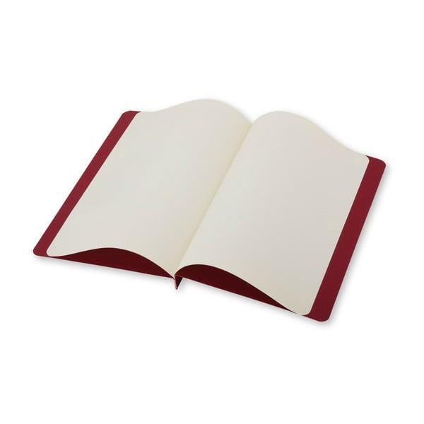 Dopisní set Moleskine Personal Red, zápisník + obálka