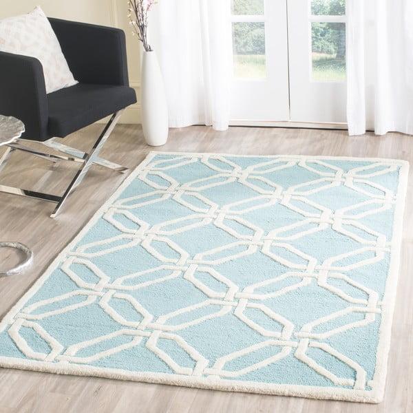 Vlněný koberec Safavieh Mollie Pure, 121x182 cm