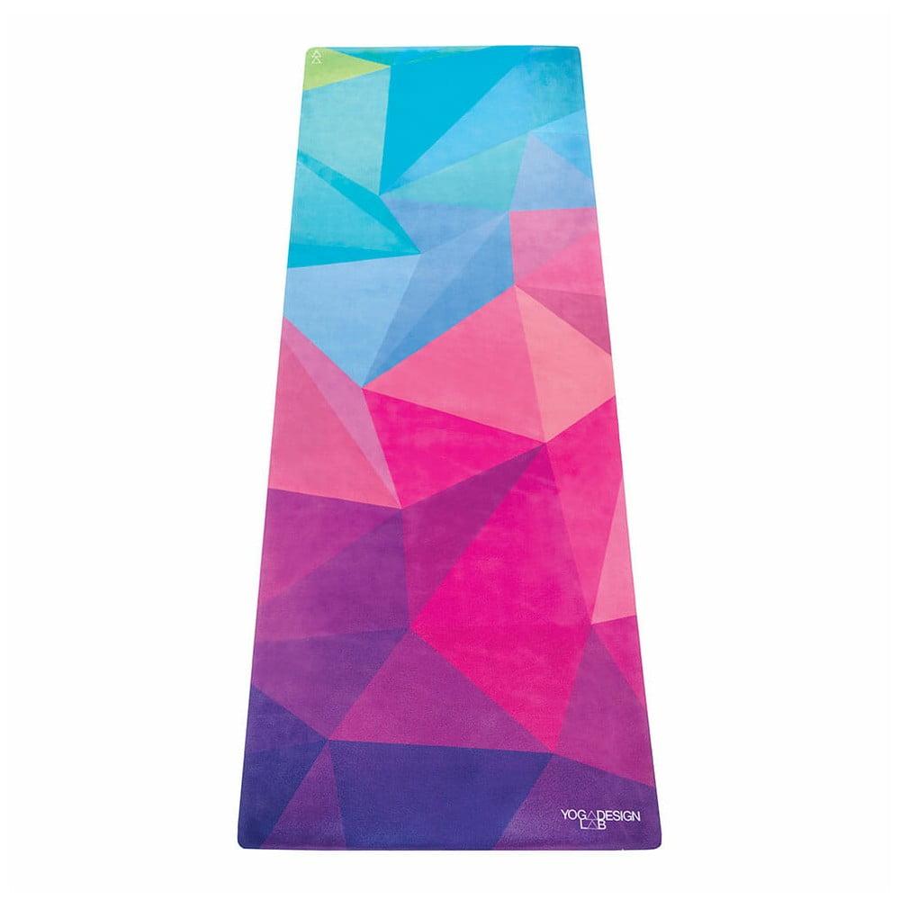 Podložka na jógu Yoga Design Lab Geo,1 mm