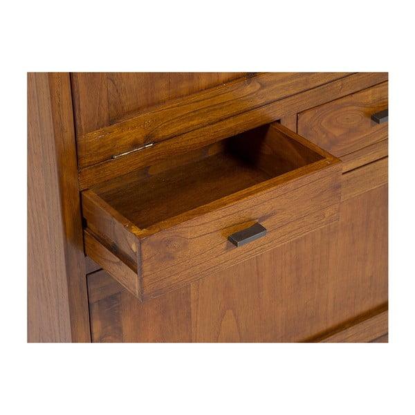 Botník ze dřeva mindi Santiago Pons Abirad