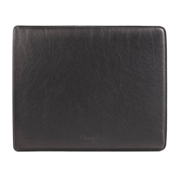 Danny P. kožený obal na iPad Black