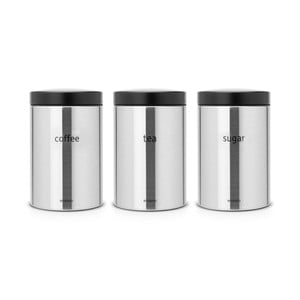 Sada 3 dóz Brabantia Storage, 500 ml