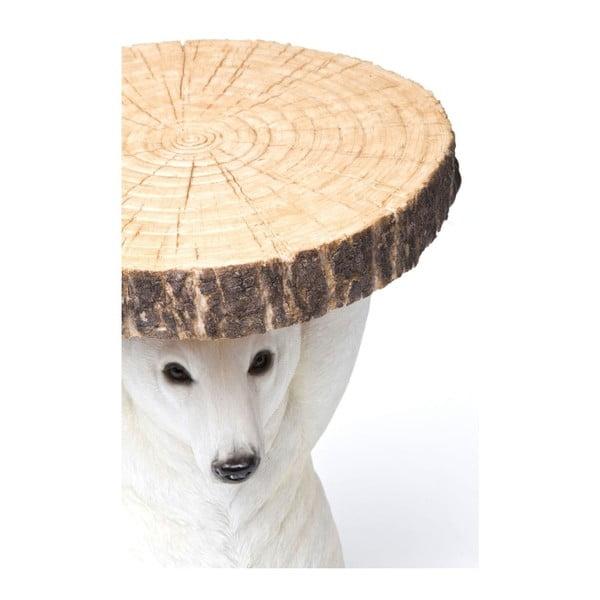 Măsuță Kare Design Polar Bear