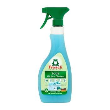 Detergent de bucătărie cu sodă naturală Frosch, 500ml imagine