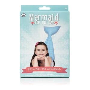 Nafukovací ocas mořské pany kolem pasu NPW Mermaid For The Daz