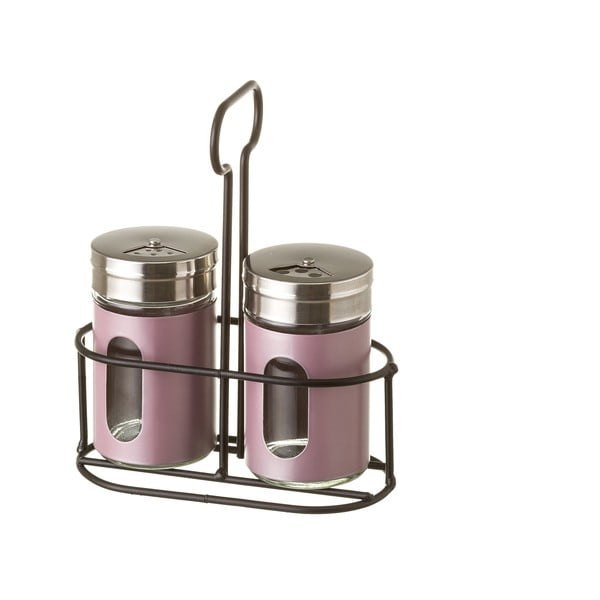 Pinky 2 db fűszertartó állvánnyal - Unimasa