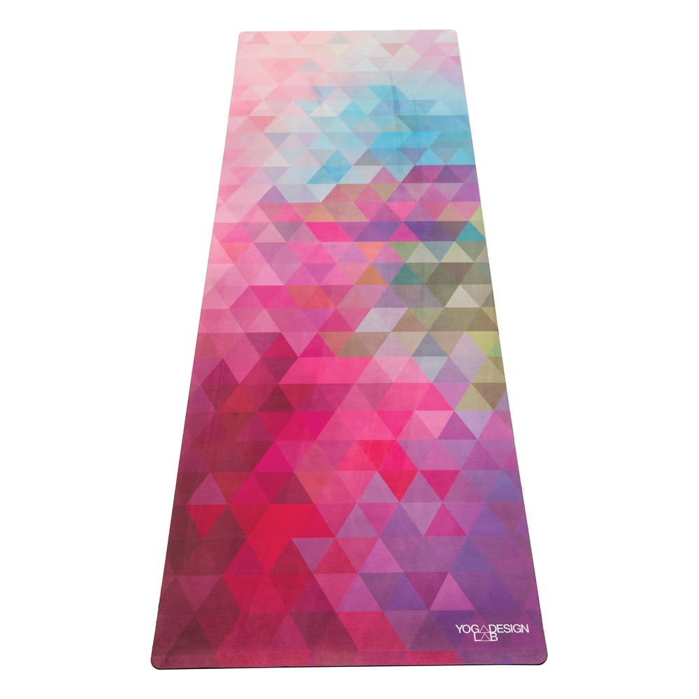 Podložka na jógu Yoga Design Lab Tribeca Sand 35 mm