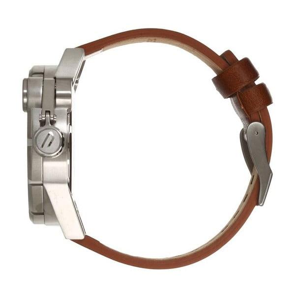 Pánské hodinky Diesel s koženým páskem Paxton