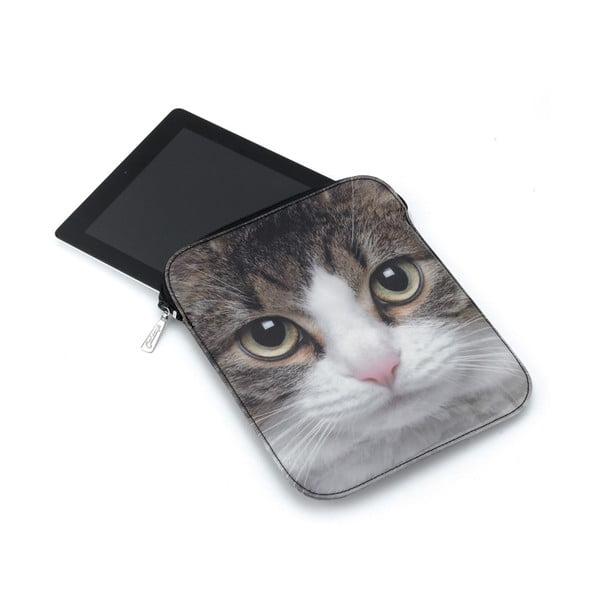 Obal na iPad Tabby Cat