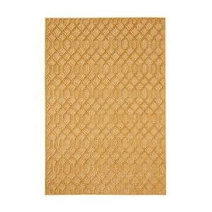 Oranžový koberec Mint Rugs Shine Mero, 120 x 170 cm