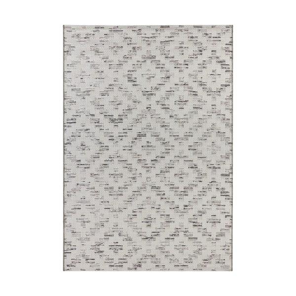Krémovo-béžový koberec vhodný do exteriéru Elle Decor Curious Creil, 154 x 230 cm