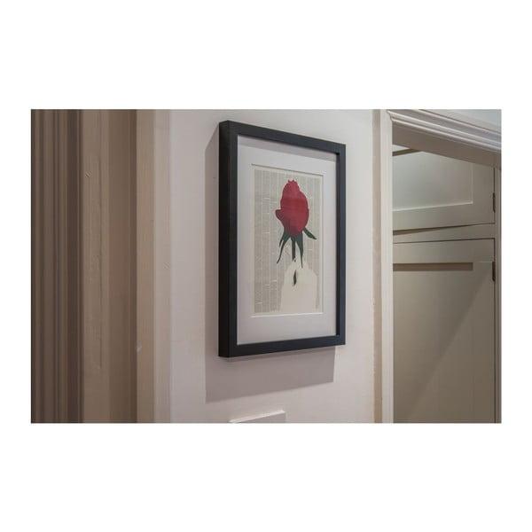Knižní plakát Kráska a zvíře, 21x29,7 cm