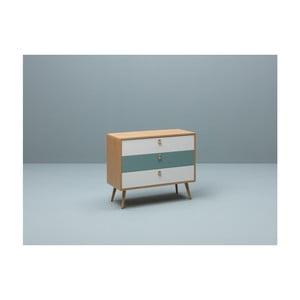 Komoda se zásuvkami Design Twist Nordby