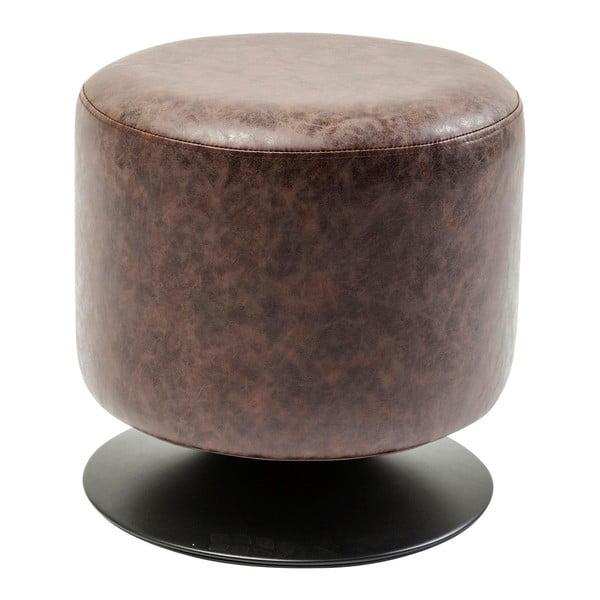 Hnědá stolička Kare Design Richi