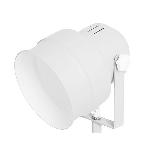 Bílá stolní lampa Leitmotiv Studio