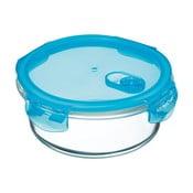 Skleněný box s ventilem Kitchen Craft Round, 950 ml