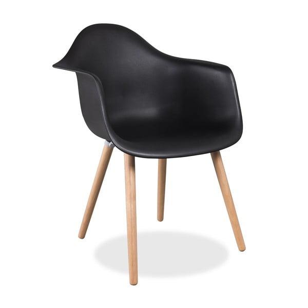 Židle Dimero Simple Legs Black