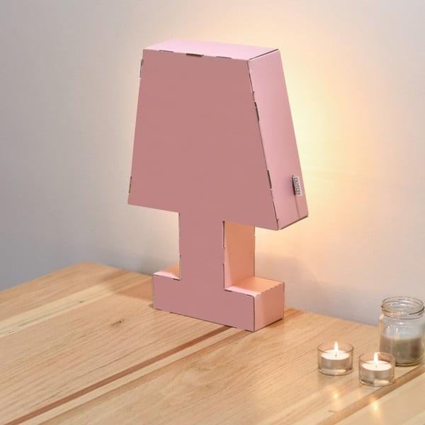 Kartonová lampa Haarlem
