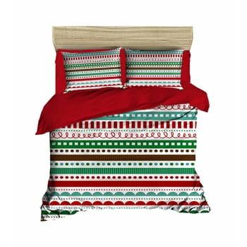 Lenjerie de pat cu cearșaf Pascal, 200x220cm de la Pearl Home