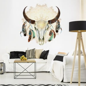 Autocolant Ambiance Boho Buffalo