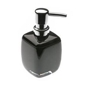 Černý dávkovač mýdla Versa