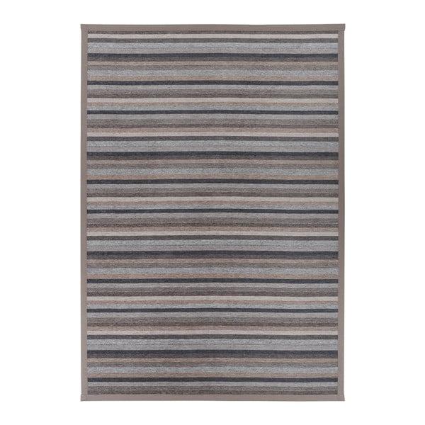 Covor reversibil Narma Liiva Linen, 200 x 300 cm, gri