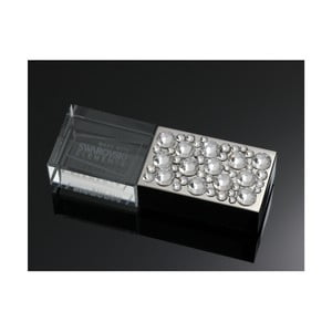 USB flash Swarovski Elements Crystal, 8 GB
