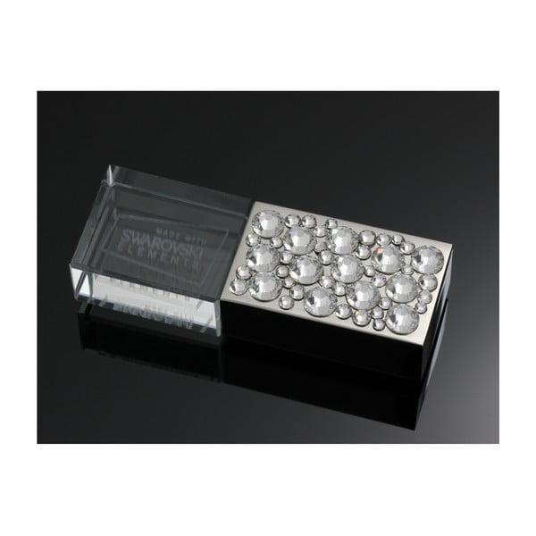 USB flash Swarovski Elements Crystal, 8 GB