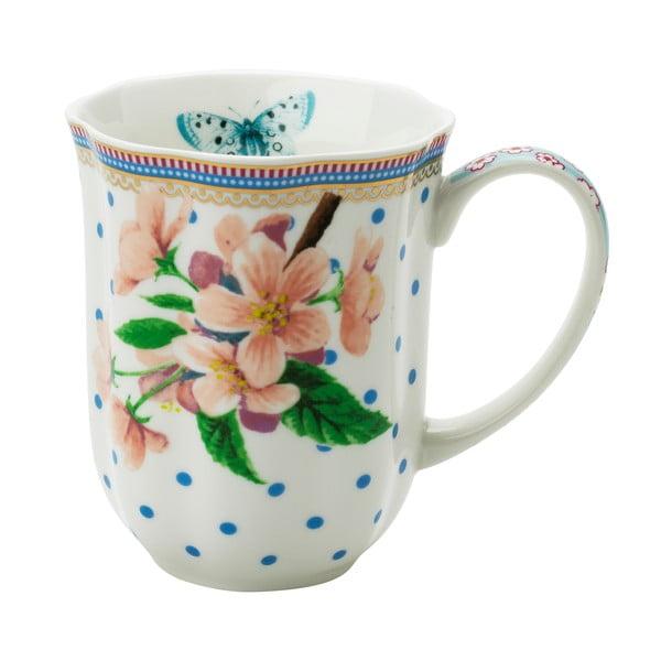 Porcelánový hrnek na kávu Dottie od Lisbeth Dahl, 2 ks