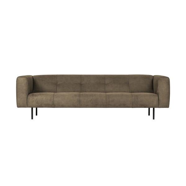 Skin olivazöld négyszemélyes kanapé - vtwonen