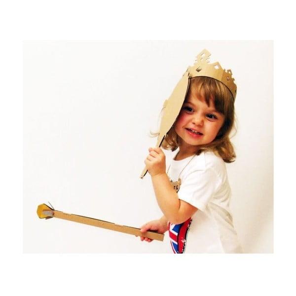 Papírové hračky Hocki Princezna