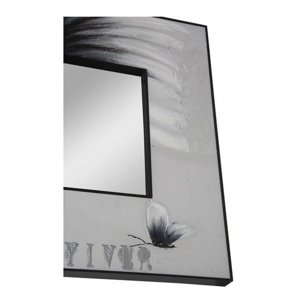 Nástěnné zrcadlo s dekorativním rámem Mauro Ferretti Muro Flys, 150x60cm