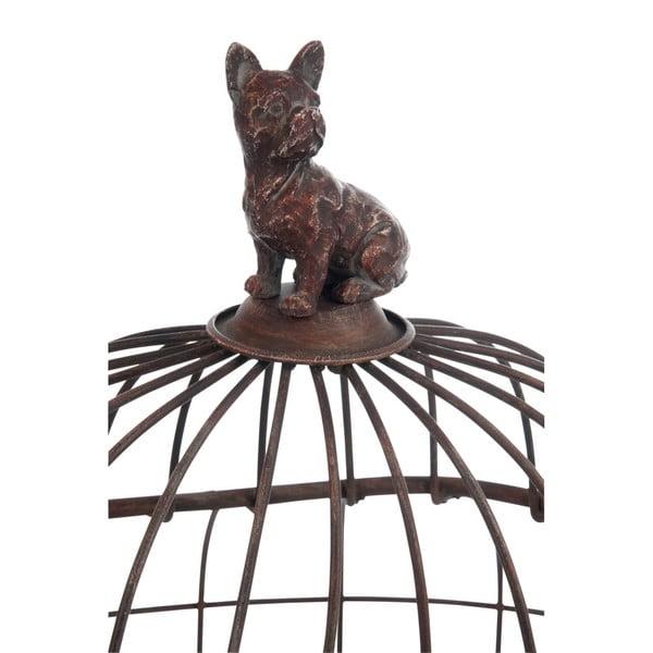 Dekorativní klec s psíkem