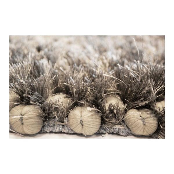 Ručně tkaný koberec Bakero Desert Graphite, 160x230cm
