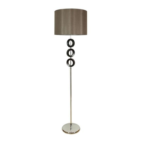 Stojací lampa Anello Grey